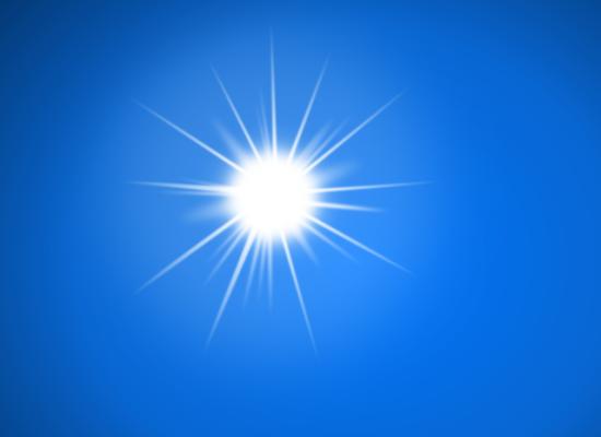 Lepään auringonpaisteessa