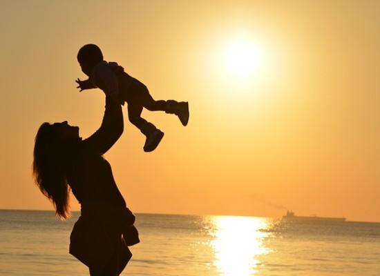 ISKUPAIKAT: Miksi äidit ovat parhaita!