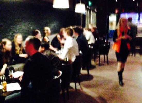 Deittisirkus originaali Speed dating Tampereella ja Helsingissä tammikuussa 2016