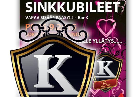 Deittisirkus Sinkkubileet Tampereella pe 25.9. Bar K – VAPAA PÄÄSY!