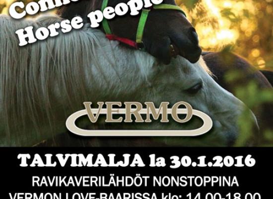 Deittisirkus LOVE-BAARI Vermossa, la 30.1.2016 (Talvimalja)