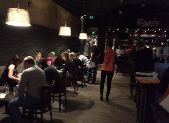 Helsingissä, Tampereella (7.5.) ja Turussa (20.5.) Deittisirkus originaali Speed dating