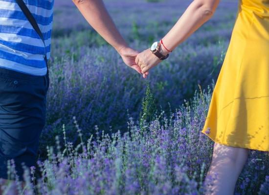 Käteni kädessäs