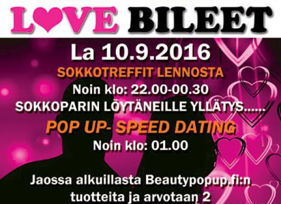 OULU, AMARILLO -Deittisirkus LOVE BILEET LA 10.9.