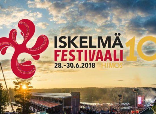 Iskelmädeitit 29.6. Himoksella (Yhteistyössä Deittisirkus) PÄIVÄLLÄ!