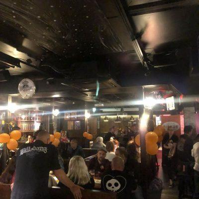 Tietoa viime lauantain Järvenpään Eikan pubin kävijöiden mieltymyksistä
