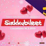 Hotelli Vantaa, Sinkkubileet la 16.2.2019 (Yhteistyössä Deittisirkus)