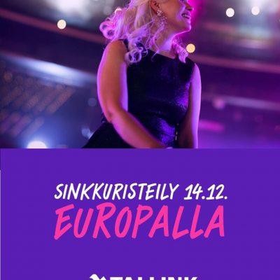 SINKKURISTEILY EUROPALLA 14.12.2019 (Yhteistyössä Deittisirkus)